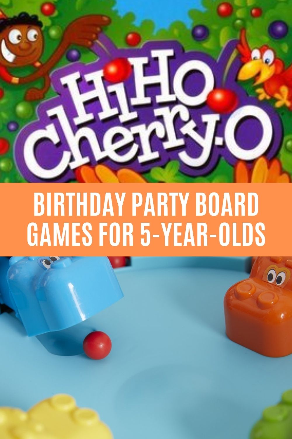 Board Game Ideas For 5 Year Olds