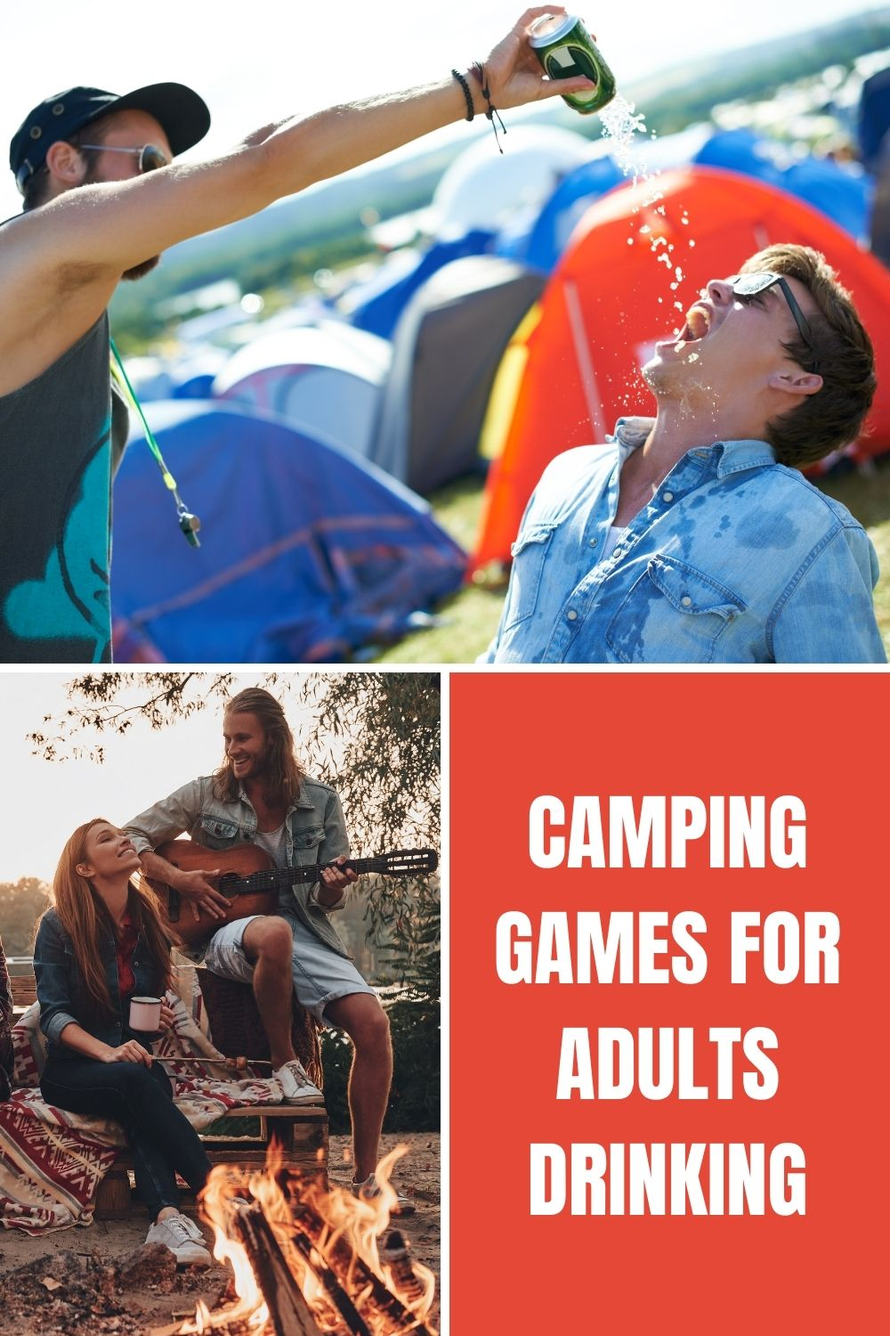 drinking game ideas for camping