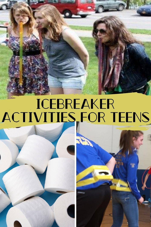 Group Icebreaker Activities for Teens