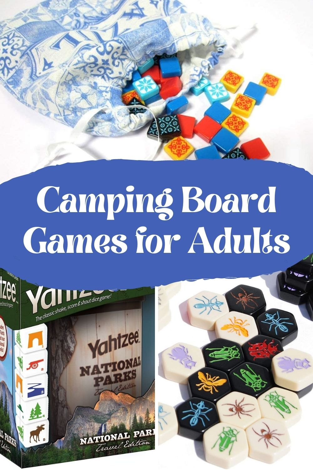 Camping Board Games for Adults