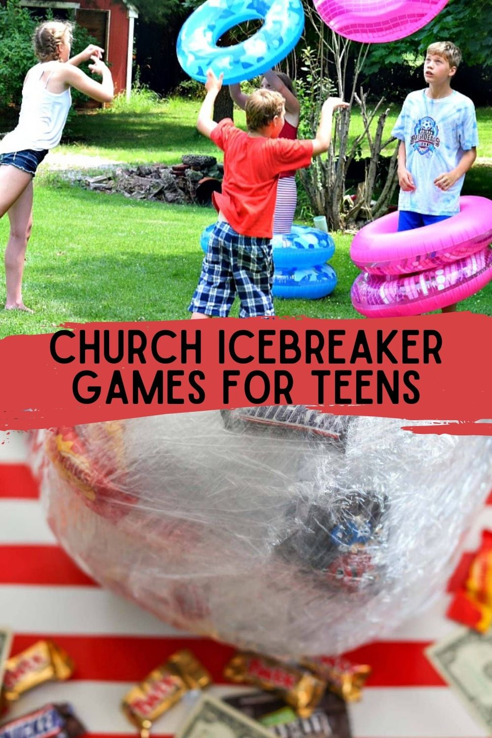 Church Games for Teenagers Ice Breakers
