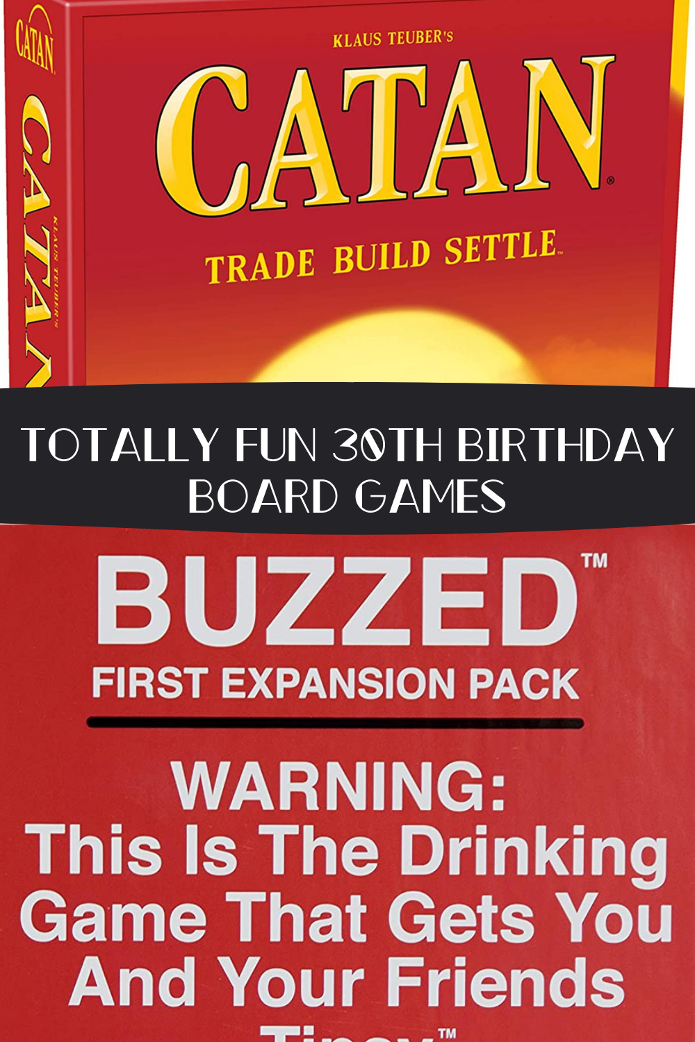 board game ideas for adult birthday party