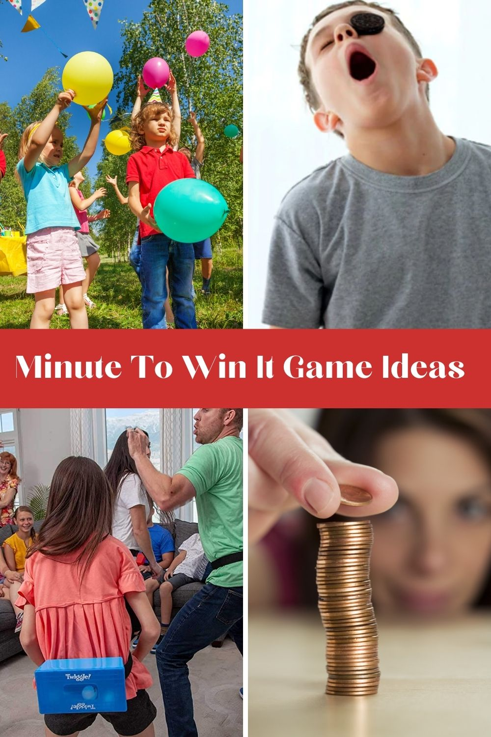 Printable List Of Minute To Win It Game Ideas