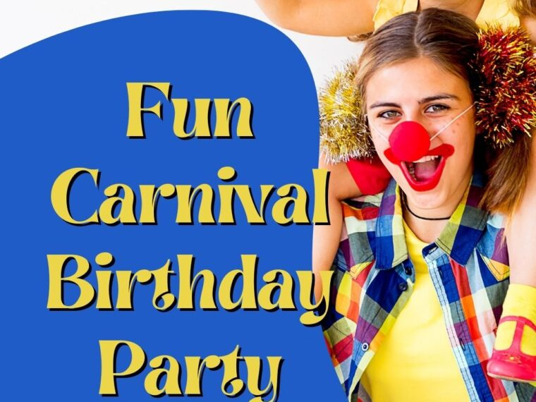 Carnival Birthday Party Games