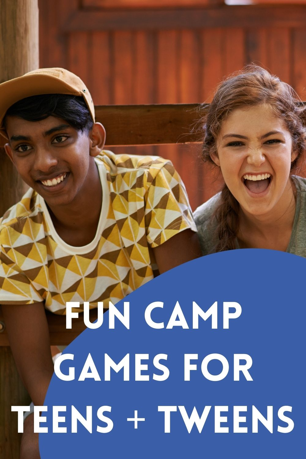 Camp Games for Teens