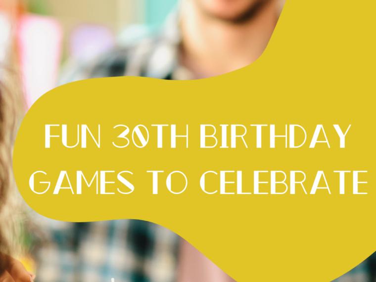 30th Birthday Games