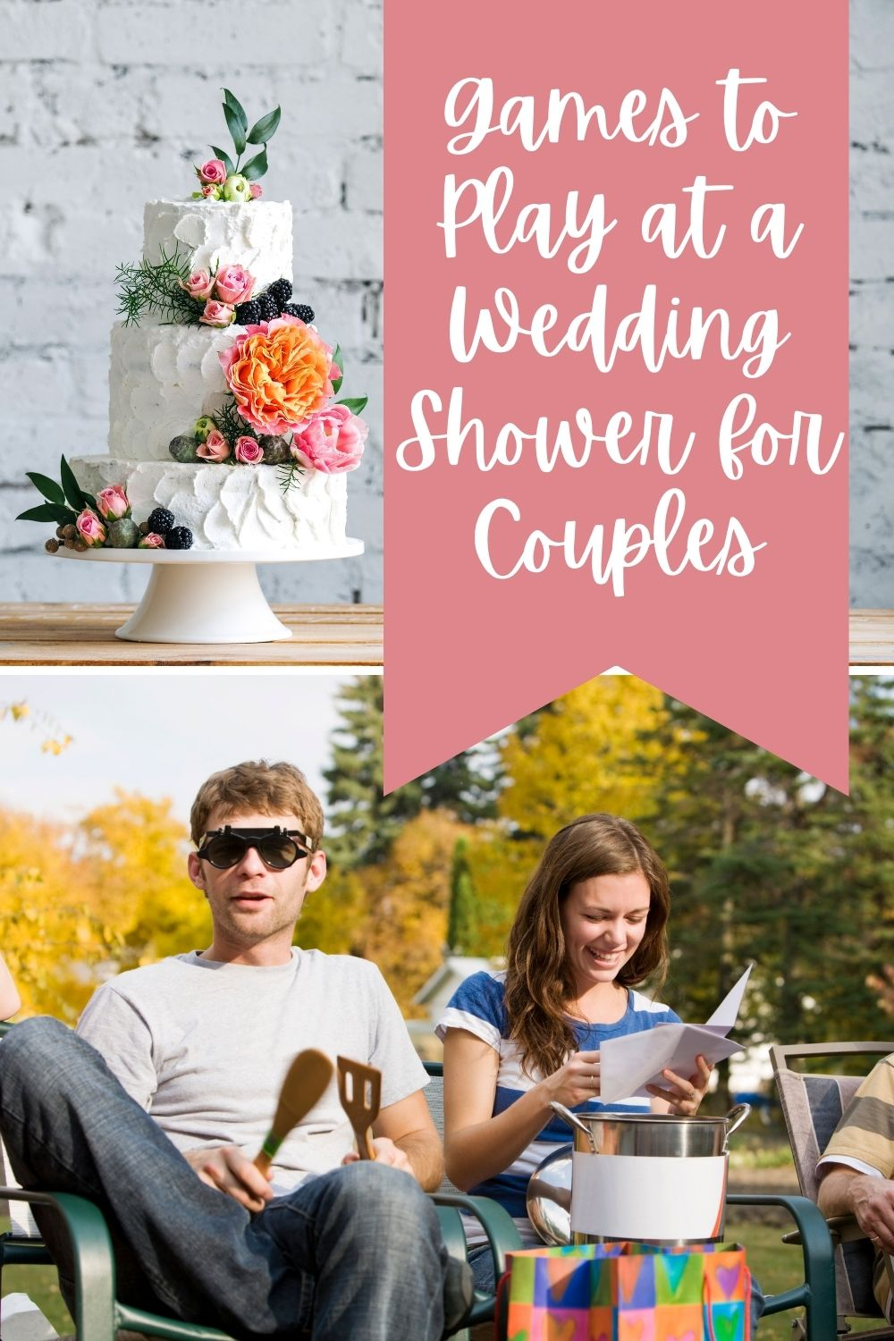 Games to Play at a Wedding Shower For Couples
