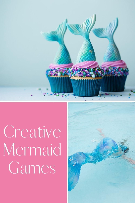 Creative Mermaid Birthday Party Games