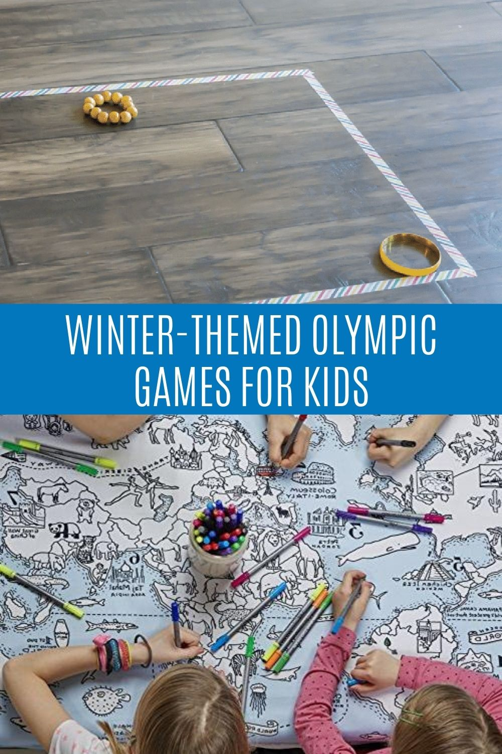 Winter Olympic Game Ideas For Kids