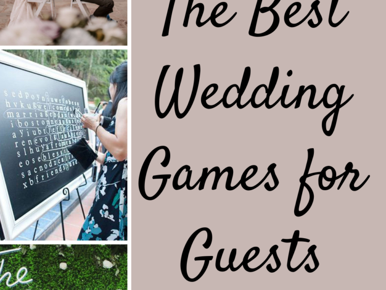 Wedding Games for Guests