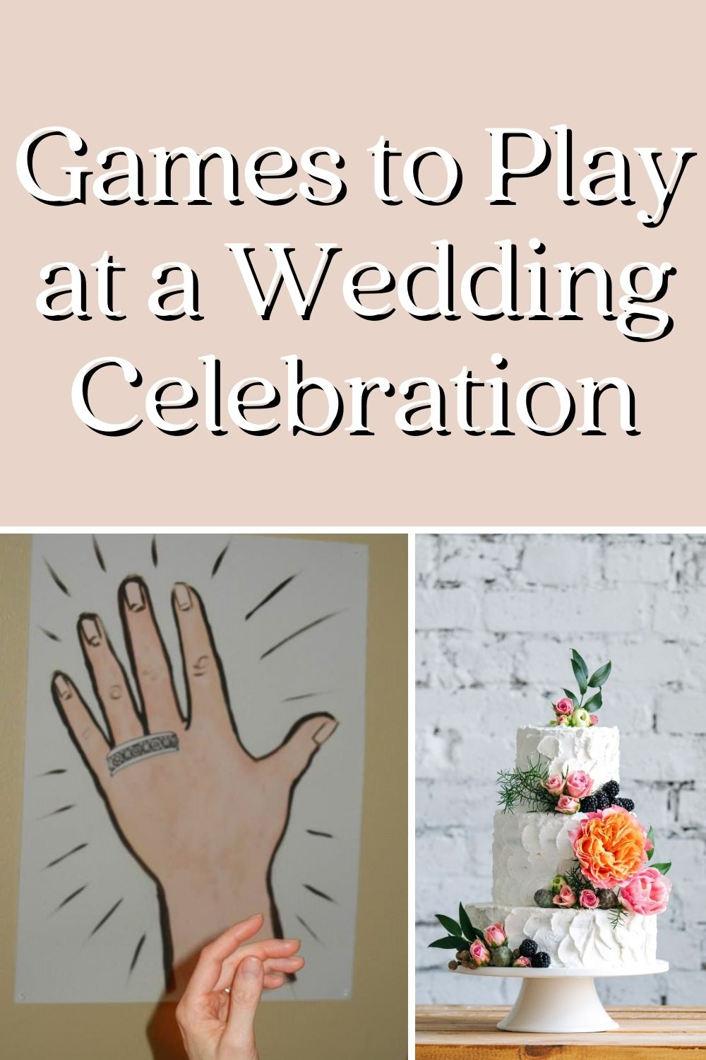 Games to Play at a Wedding Celebration