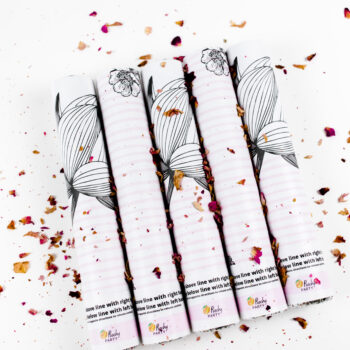 Dried Flower Confetti Cannons